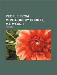 People from Montgomery County, Maryland: Charles Moose,