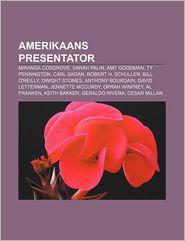 Amerikaans Presentator: Miranda Cosgrove, Sarah Palin, Amy
