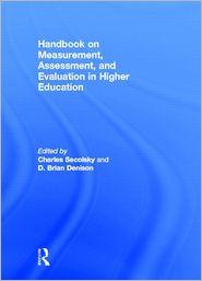 Handbook on Measurement, Assessment, an...