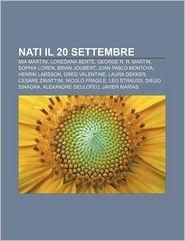 Nati Il 20 Settembre: MIA Martini, Loredana Bert, George R.R