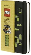 Product Image. Title: Moleskine Limited Edition Lego Yellow Brick Pocket Plain 5.5x3.5