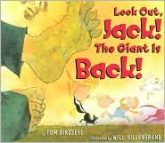 Look out Jack! the Giant Is Back! by Tom Birdseye: Book Cover