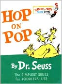 Hop on Pop by Dr. Seuss: Book Cover