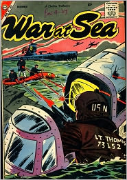 Dawn Publishing (Editor) - War at Sea Number 28 War Comic Book