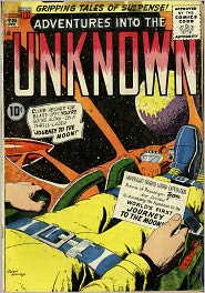 Dawn Publishing (Editor) - Adventures into the Unknown Number 95 Horror Comic Book
