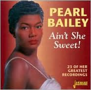 aint she sweet pearl bailey  cd cover  listen to samples