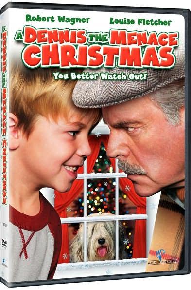 Деннис - мучитель Рождества / A Dennis the Menace Christmas (2007) DVDRip