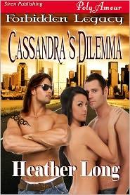 Heather Long - Cassandra's Dilemma