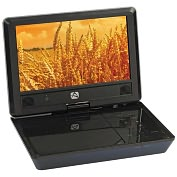 "Product Image. Title: Audiovox D9104 Portable DVD Player - 9"" Display"