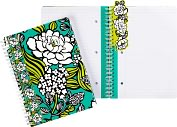 Product Image. Title: Vera Bradley Island Blooms Spiral Notebook Journal (6x8.25)