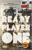 Ready Player One by Ernest Cline: Book Cover
