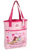 Product Image. Title: Fancy Nancy Bibliophile Tote bag