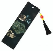 Product Image. Title: Hunger Games Peeta and Katniss Bookmark