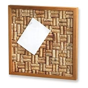 Product Image. Title: Large Wine Cork Board Kit