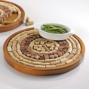 Product Image. Title: Round Wine Cork Board Kit