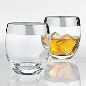 Product Image. Title: Madison Avenue Whiskey Glasses - Set of 2