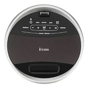 Product Image. Title: IHome IA17WZC Desktop Clock Radio - Stereo - Apple Dock Interface