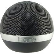 Product Image. Title: IHome iDM8B Speaker System - Wireless Speaker(s) - Black