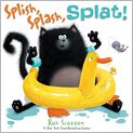 Book Cover Image. Title: Splish, Splash, Splat! (Splat the Cat Series), Author: Rob Scotton