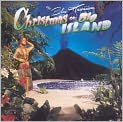 CD Cover Image. Title: Christmas on Big Island, Artist: The Blue Hawaiians