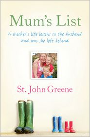 St. John Greene - Mum's List