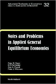 Notes and Problems in Applied General E...