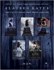Lauren Kate - Lauren Kate's Fallen Series Ebook Sampler