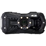 Product Image. Title: Pentax Optio WG-2 16 Megapixel Compact Camera - Black