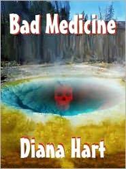 Diana Hart - Bad Medicine [Wild Wyoming Series Book 2]