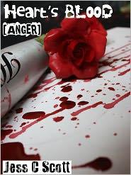 Jess C Scott - Heart's Blood (Psychological Thriller)