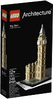 LEGO Architecture Big Ben: Product Image