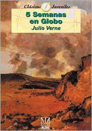 Jules Verne - 5 Semanas en Globo