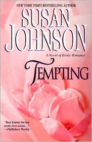 Tempting by Susan Johnson: Book Cover