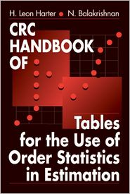 CRC Handbook of Tables for the Use of O...