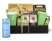 Product Image. Title: Tea & Treats for Mom Gift Set