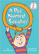 A Pet Named Sneaker by Joan Heilbroner: Book Cover