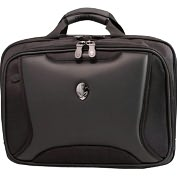 "Product Image. Title: Mobile Edge Alienware Orion AWMC14 Carrying Case (Messenger) for 14.1"" Notebook - Black"