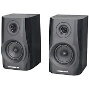 Product Image. Title: Manhattan 2.0 Speaker System - 4.4 W RMS - Wireless Speaker(s) - Black