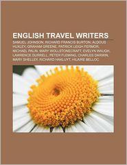English travel writers: Samuel Johnson, Richard Francis