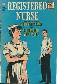 Dawn Publishing (Editor) - Registered Nurse Medical Comic Book