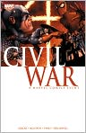Book Cover Image. Title: Civil War, Author: by Mark Millar