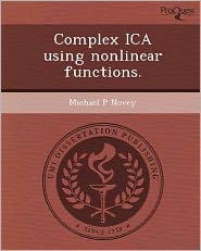Complex ICA using nonlinear functions.