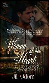 Jill Odom - Woman of His Heart