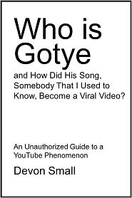 Devon Small - Who is Gotye and How Did His Song, Somebody That I Used to Know, Become a Viral Video?: An Unauthorized Guide to a YouTube Pheno