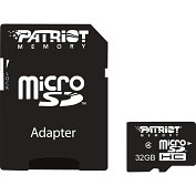 Product Image. Title: Patriot Memory PSF32GMCSDHC43P 32 GB MicroSD High Capacity (microSDHC) - 1 Card
