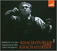 Khachaturian conducts Khachaturian, Vol. 1