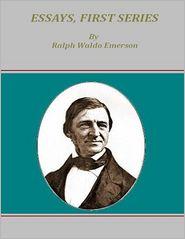 emerson ralph waldo - essays first series