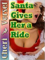Cheri Verset - Santa Gives Her a Ride (elf hitchhiker christmas sex)