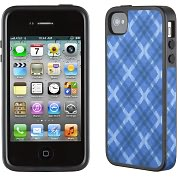 Product Image. Title: Speck Products FabShell for iPhone 4S/4