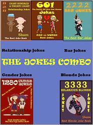 Sham - Jokes Combo Book : The Big Combo Of Jokes